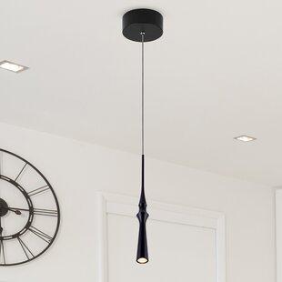 Orren Ellis Shrock 1-Light LED Novelty Pendant