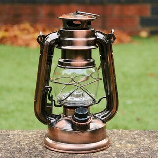 Oil Lamp Hurricane Storm 12cm Lantern By Sol 72 Outdoor