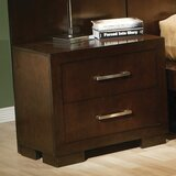 Ademiposi 2 - Drawer Nightstand by Latitude Run®