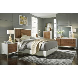Lynette Platform Configurable Bedroom Set