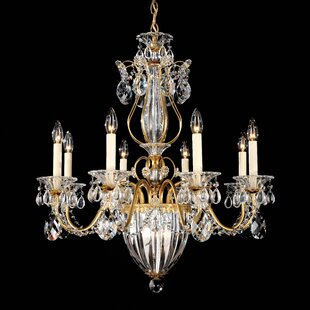 Schonbek Bagatelle 11-Light Chandelier