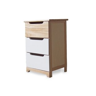 Allen 3 Drawer Chest By Brambly Cottage