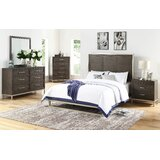 Daniela Platform Configurable Bedroom Set by Foundry Select