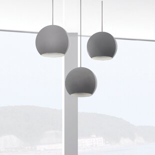 Bonaire 1-Light Globe Pendant by A19