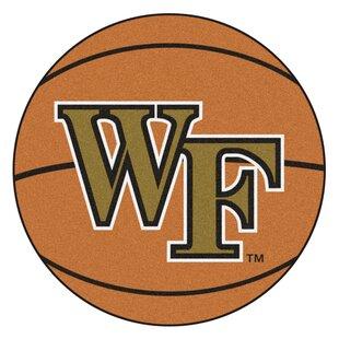 NCAA Wake Forest University Basketball Mat By FANMATS