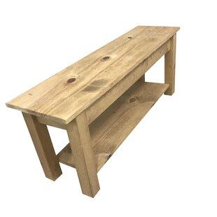 Loon Peak Della Wood Bench