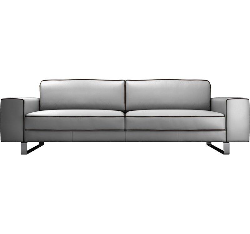Waverly Leather Sofa