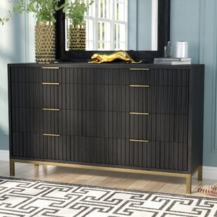 Willa Arlo Interiors Holford 8 Drawer Double..