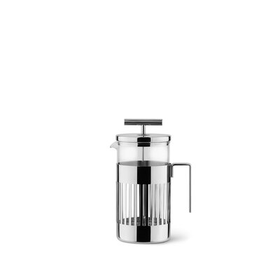 Alessi  Aldo Rossi Press Filter Coffee Maker or Infuser