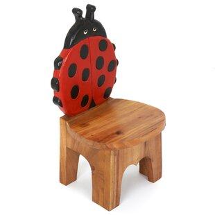 Ladybird Children's Novelty Chair by Just Kids