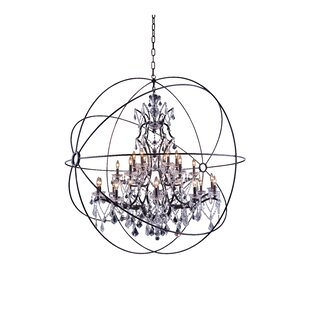 Willa Arlo Interiors Svante 25-Light Glob..