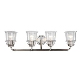 Charlton Home Shifflett 4-Light Vanity Light