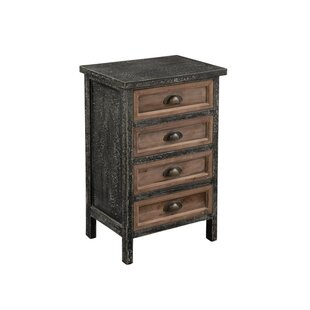 Marnie 4 Drawer Accent Chest by 17 Stories