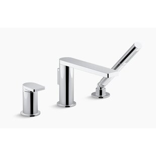 Kohler Composed Single Handle 3 Hole Bath..