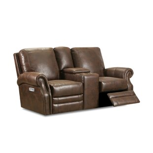 , Walnut Badlands Walnut Reclining Loveseat
