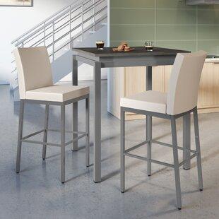 Wilma 3 Piece Pub Table Set Latitude Run