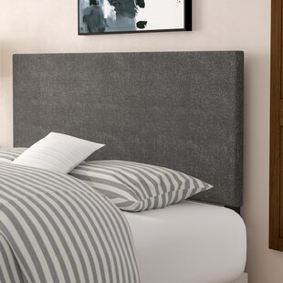 Albermarle Upholstered Panel Headboard by Winston Porter