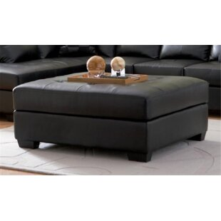 Ruskin Tufted Ottoman by Latitude Run