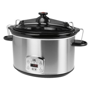 8 Qt. Kalorik Digital Slow Cooker