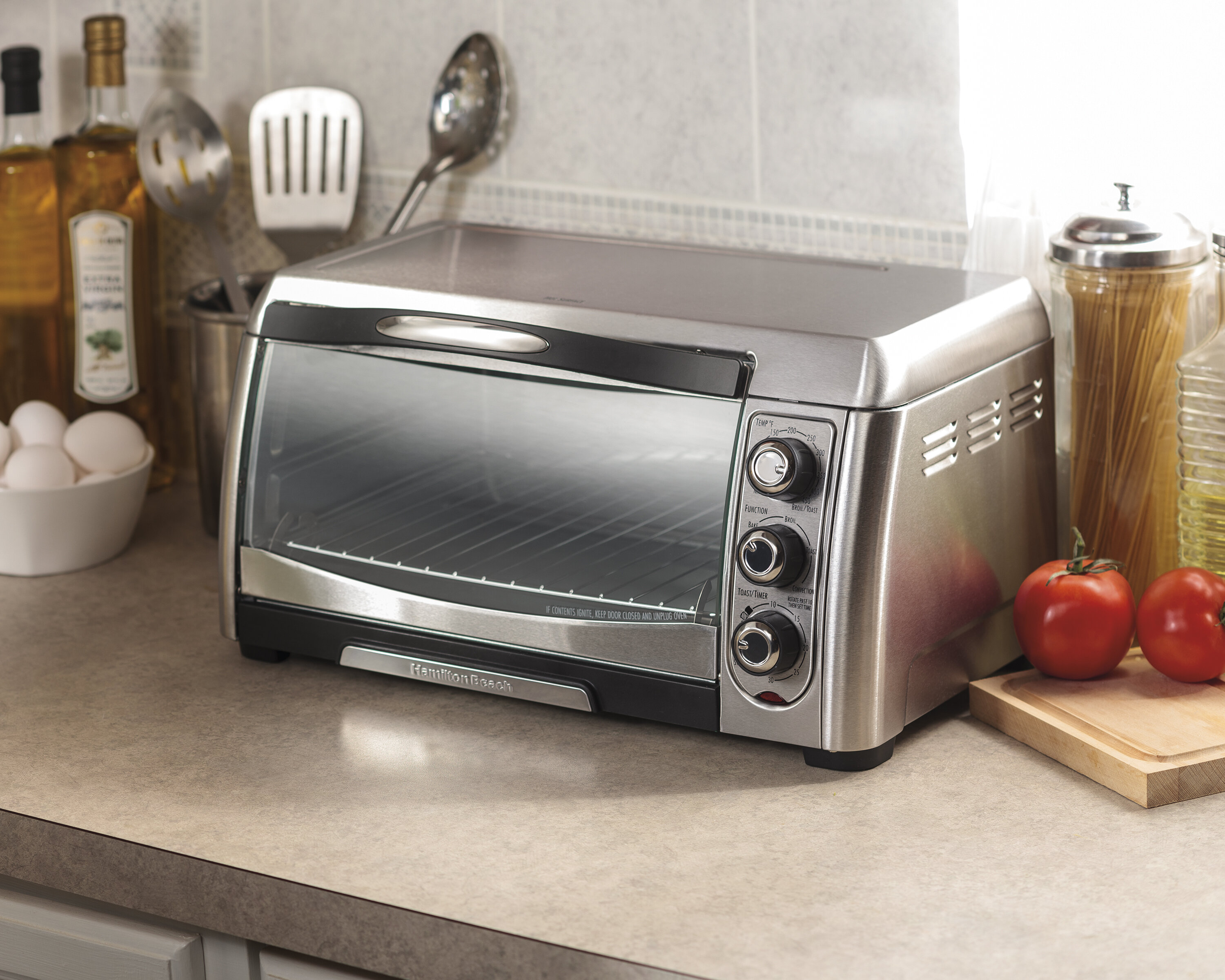 w toa by oven kitchens everything light over toaster air cuisinart and fryer