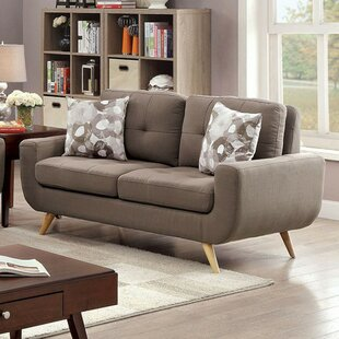 Shop For Brayden Loveseat by Langley Street Reviews (2019) & Buyer's Guide