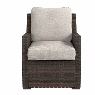 Bay Isle Home Tequesta Patio Chair with C..