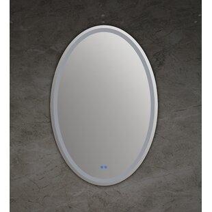 Bode Back Lit Daylight Bathroom Mirror ByOrren Ellis