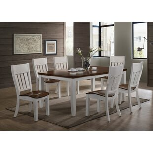 Adalard 7 Piece Dining Set August Grove