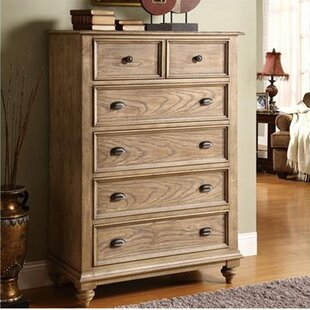 Comparison Quevillon 5 Drawer Chest By Lark Manor