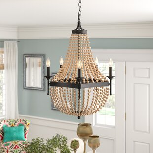 Mistana Moriah 5-Light Empire Chandelier