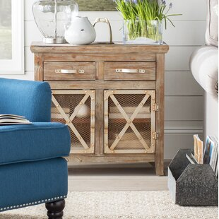 Fortier Chicken Wire Cabinet By Laurel Foundry Modern Farmhouse