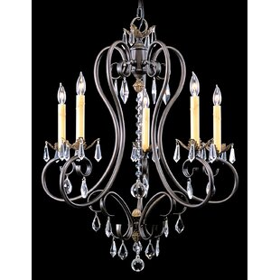Mallie 5-Light Candle Style Chandelier by Astoria Grand