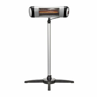 Ophelia & Co. 1500 Watt Electric Patio Heater By E-Joy