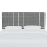Barnston Upholstered Panel Headboard by Gracie Oaks