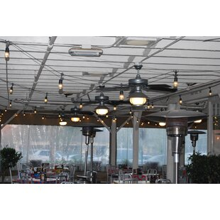 48 ft. 24-Light Cord Only String Light by String Light Company