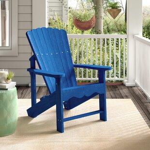Alanna Plastic Adirondack Chair