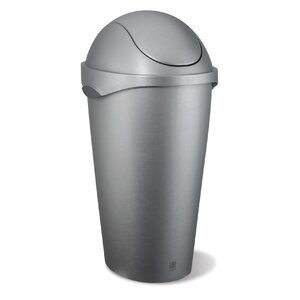 Swinger 12 Gallon Swing Top Trash Can