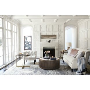 Bernhardt Clarendon 3 Piece Coffee Table Set