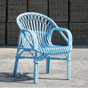 Rattan Armchair by SIT Möbel