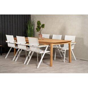 Review Baek 6 Seater Dining Set