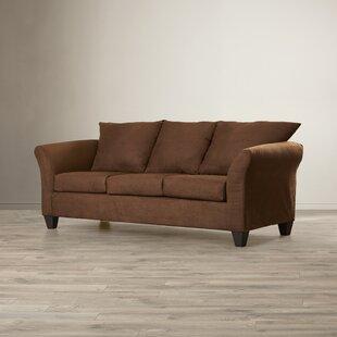 Milepost Serta Upholstery Hanover Sofa by Red Barrel Studio