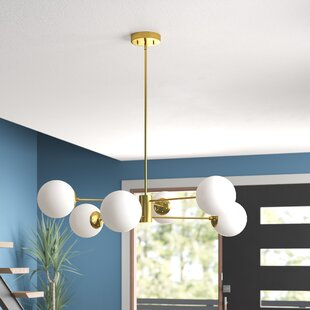 Alder 6 Light Globe Wayfair