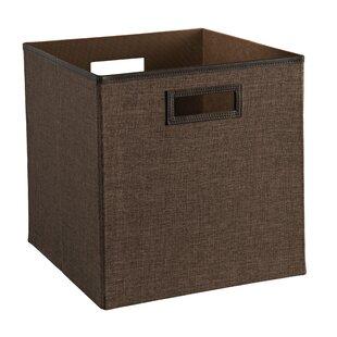 Decorative Storage Fabric Storage Bin by ClosetMaid