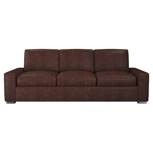 Howard Leather Sofa