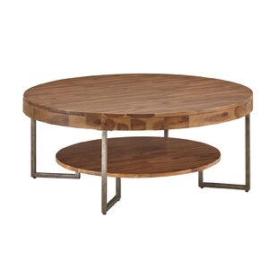 Bolivar Round Coffee Table