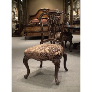 Palladio Solid Wood Dining Chair (Set of ..