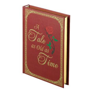 Fairy Tale Storybook Rectangle Ring Holder ByLe Prise