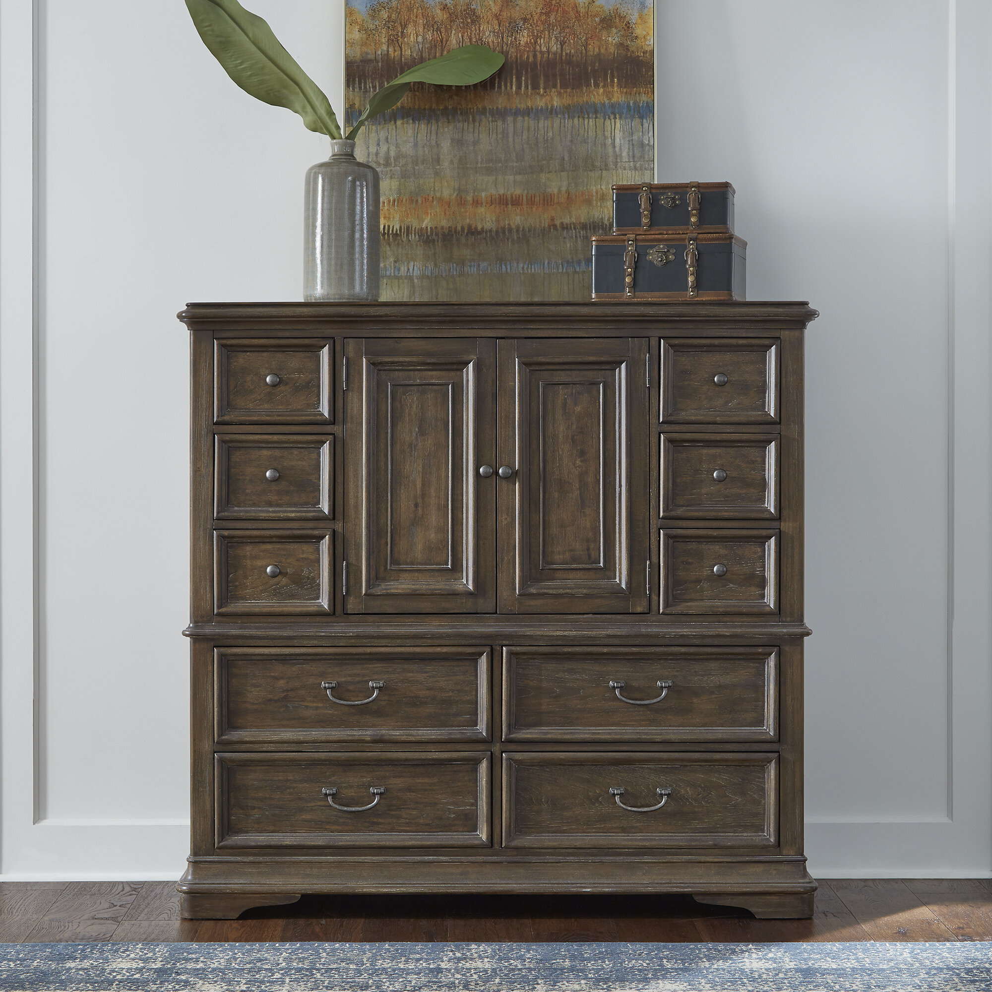 10 Or More Tall Dressers Chests You Ll Love In 2021 Wayfair