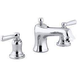 Bathroom Faucet Not Flowing kohler bancroft bath faucet trim for deck-mount high-flow valve