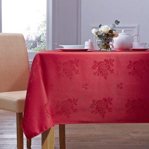 Tischdecke Dorset | Heimtextilien > Tischdecken und Co > Tischdecken | Rot | Astoria Grand